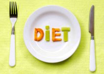 paano mag diet
