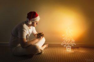 christmas alone