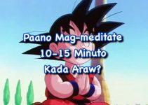 Paano mag-meditate