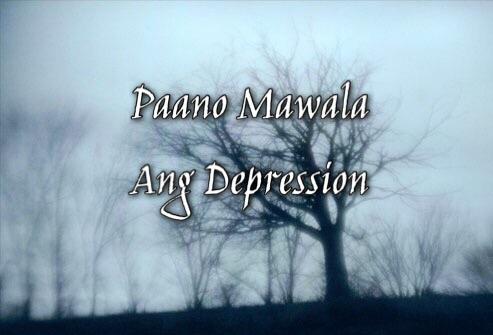 Paano mawala ang depression