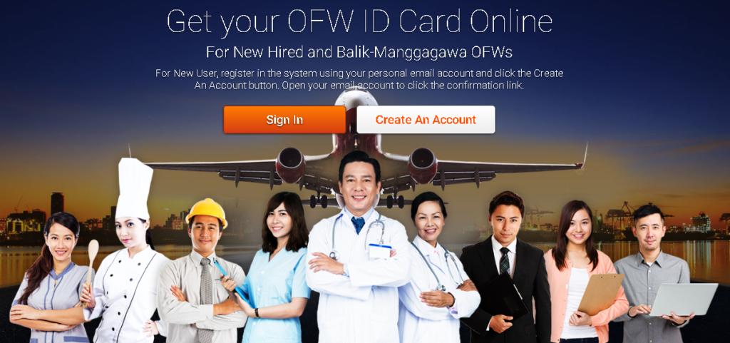 ofw card online
