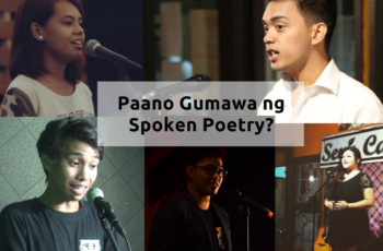 paano gumawa ng spoken poetry
