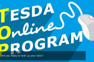 TESDA FREE Online Courses