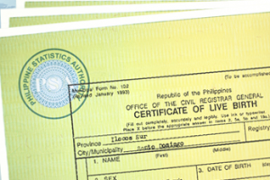 paano kumuha ng psa certificate