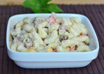 paano gumawa ng macaroni salad